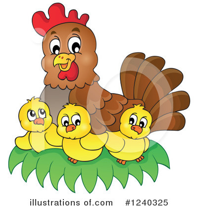 Chick Clipart #1240325 by visekart
