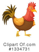 Chicken Clipart #1334731 by Graphics RF