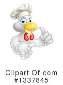 Royalty-Free (RF) Chicken Clipart Illustration #1337845