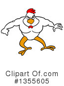 Chicken Clipart #1355605 by LaffToon