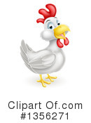 Royalty-Free (RF) Chicken Clipart Illustration #1356271