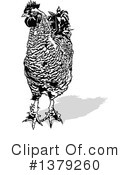Royalty-Free (RF) Chicken Clipart Illustration #1379260