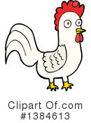 Royalty-Free (RF) Chicken Clipart Illustration #1384613
