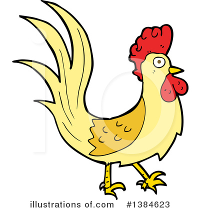 Chicken Clipart #1384623 by lineartestpilot