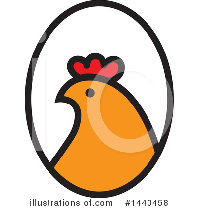 Bird Clipart #1440458 by ColorMagic