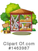 Chicken Clipart #1463987 by Graphics RF