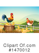 Chicken Clipart #1470012 by Graphics RF