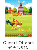 Chicken Clipart #1470013 by Graphics RF