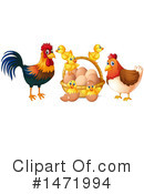 Chicken Clipart #1471994 by Graphics RF