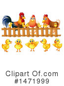 Chicken Clipart #1471999 by Graphics RF