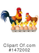 Chicken Clipart #1472002 by Graphics RF