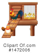 Chicken Clipart #1472006 by Graphics RF