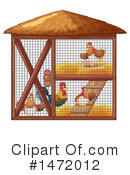 Chicken Clipart #1472012 by Graphics RF