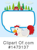 Chicken Clipart #1473137 by Graphics RF