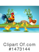 Chicken Clipart #1473144 by Graphics RF