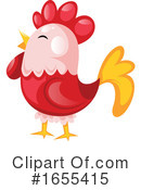 Chicken Clipart #1655415 by Morphart Creations