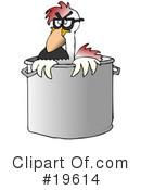 Chicken Clipart #19614 by djart