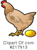 Chicken Clipart #217913