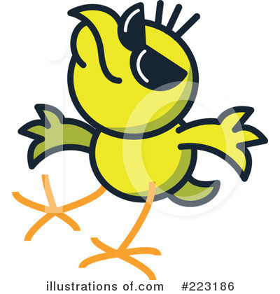 Chicken Clipart #223186 by Zooco