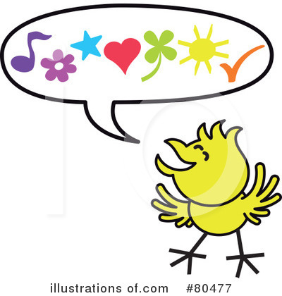 Chicken Clipart #80477 by Zooco