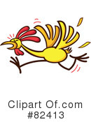 Chicken Clipart #82413 by Zooco