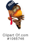 Chicken Police Clipart #1065746 by Julos