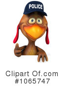 Chicken Police Clipart #1065747 by Julos