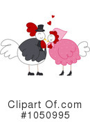 Royalty-Free (RF) Chickens Clipart Illustration #1050995