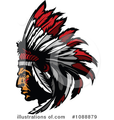 Chief Clipart #1088879 by Chromaco