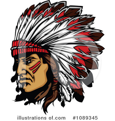 Chief Clipart #1089345 by Chromaco
