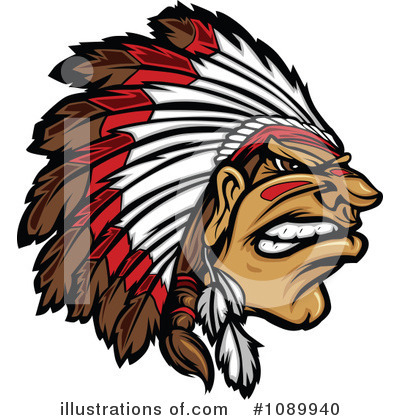 Chief Clipart #1089940 by Chromaco