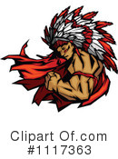 Royalty-Free (RF) Chief Clipart Illustration #1117363