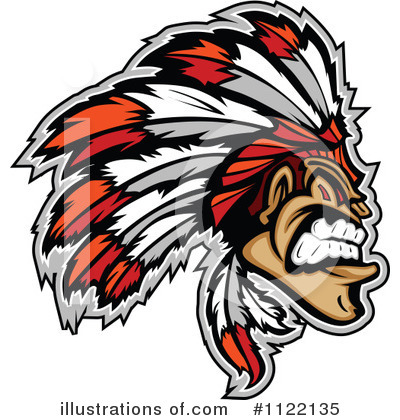 Chief Clipart #1122135 by Chromaco