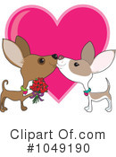 Royalty-Free (RF) chihuahua Clipart Illustration #1049190