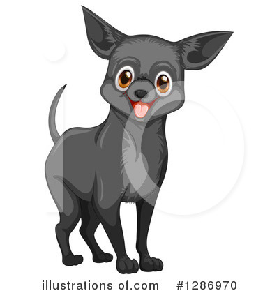 Dog Clipart #1286970 by Graphics RF