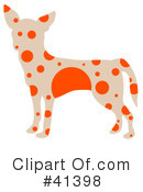 Royalty-Free (RF) Chihuahua Clipart Illustration #41398