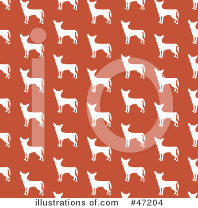Royalty-Free (RF) Chihuahua Clipart Illustration by Prawny - Stock Sample #47204