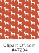 Royalty-Free (RF) Chihuahua Clipart Illustration #47204