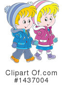 Child Clipart #1437004 by Alex Bannykh