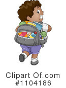 Child Obesity Clipart #1104186 by BNP Design Studio