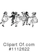 Royalty-Free (RF) Children Clipart Illustration #1112622