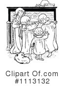 Royalty-Free (RF) Children Clipart Illustration #1113132