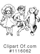 Royalty-Free (RF) children Clipart Illustration #1116062