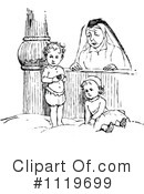 Royalty-Free (RF) Children Clipart Illustration #1119699
