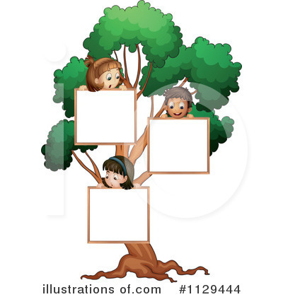 Genealogy Clipart #1129444 by Graphics RF