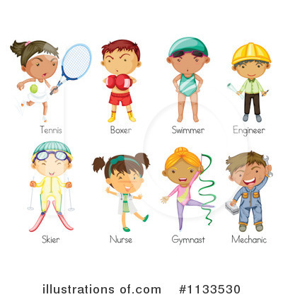 Nurse Clipart #1133530 by Graphics RF