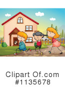 Children Clipart #1135678 by Graphics RF