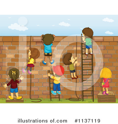 Ladder Clipart #1137119 by Graphics RF