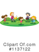 Children Clipart #1137122 by Graphics RF