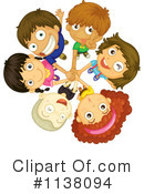 Royalty-Free (RF) Children Clipart Illustration #1138094